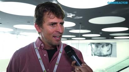 Project Morpheus VR - Entrevista a Richard Marks en Gamelab 2015