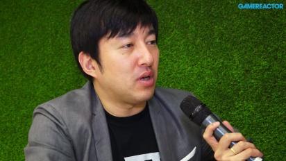 Goichi 'Suda51' - Entrevista en Gamelab 2015