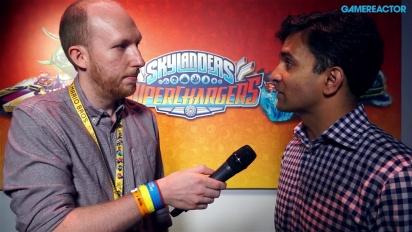 Skylanders Superchargers - Entrevista a Guha Bala