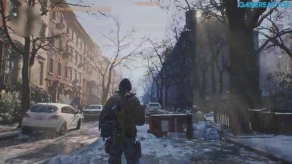 The Division Beta - Gameplay Campaña de Gamereactor Plays