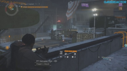 The Division Beta - Gameplay Dark Zone de Gamereactor Plays