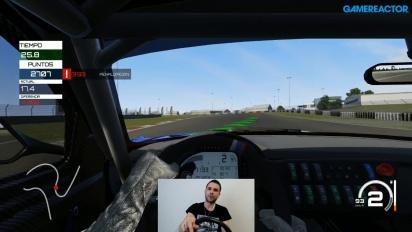 Assetto Corsa - Replay del Livestream en español con volante