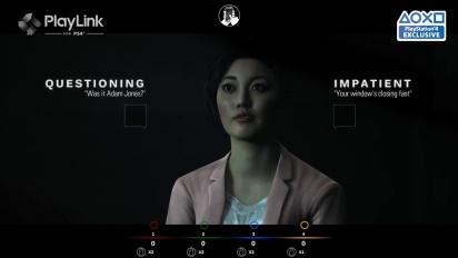 Hidden Agenda - Tráiler de anuncio en el E3
