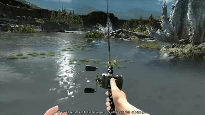 Final Fantasy XV - Monster of the Deep for PSVR