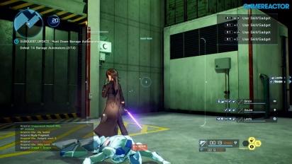 Sword Art Online: Fatal Bullet - Gameplay #1