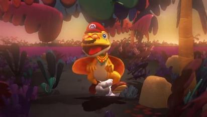 Super Mario Odyssey - Tráiler de lanzamiento en español HD