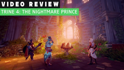 Trine 4: The Nightmare Prince - Review en Vídeo
