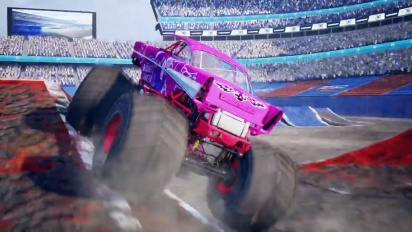 Monster Truck Championship - Announcement Trailer