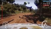 WRC 9 - Gameplay en el Rally de Kenia, etapa Seyabei