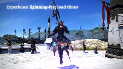 Final Fantasy XIV - PS5 Version Overview