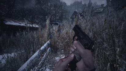 Resident Evil Village - Gameplay PS5 'Un paseo por la Demo'