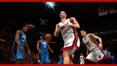 NBA 2k13 - Nike Innovation Kitchen Trailer