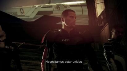 Mass Effect Trilogía - tráiler de lanzamiento español