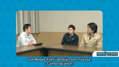 New Super Mario Bros. U - charla con los desarrolladores en español