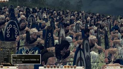 Total War: Rome II - Unit Spotlight: Stealth Units