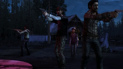 The Walking Dead: Season Two - Episode Two Full Trailer