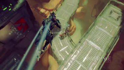 Warframe - Tenno Reinforcements - Panthera Trailer