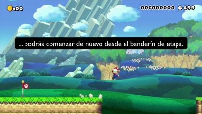 Super Mario Maker - Detalles de la actualización de noviembre