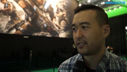 Gears of War 4 - Entrevista a Adam Fletcher