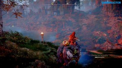 Horizon: Zero Dawn - 20 minutos de gameplay real en PS4 Pro a 1080p