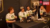 COD Champs 2017 – Conferencia de prensa de OpTic Gaming