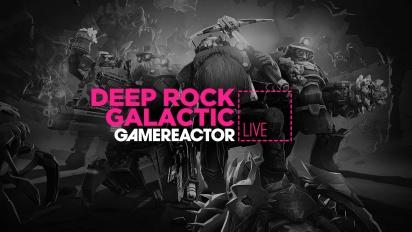 Deep Rock Galactic - Replay del Livestream de Lanzamiento