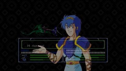 Fire Emblem: Shadow Dragon and the Blade of Light - Marth: Hombre, Mito, Leyenda