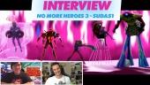 No More Heroes 3 - Entrevista a Goichi 'SUDA51' Suda