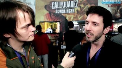 Call of Juarez: Gunslinger - entrevista PAX