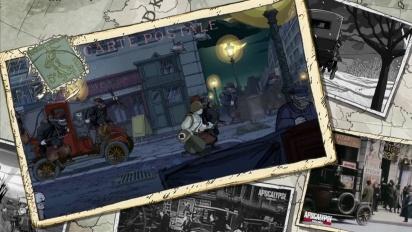 Valiant Hearts: The Great War - Anna Trailer