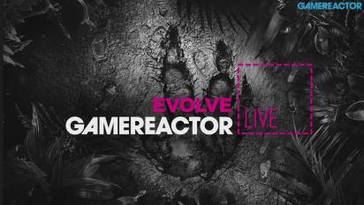 Evolve - Repetición del livestream 30/10/15
