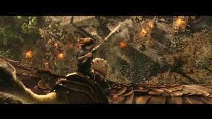 Warcraft Movie Teaser