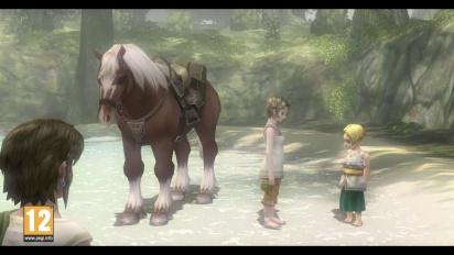 The Legend of Zelda: Twilight Princess HD - Tráiler español de la historia