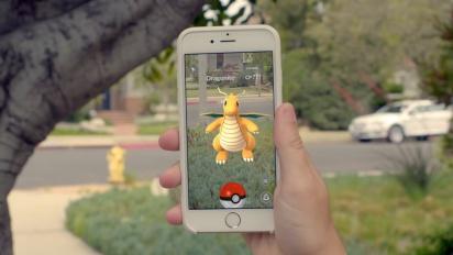 Pokémon Go - Tráiler de lanzamiento Levántate y ve