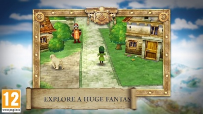 Dragon Quest VII: Fragments of the Forgotten Past - Overview Trailer