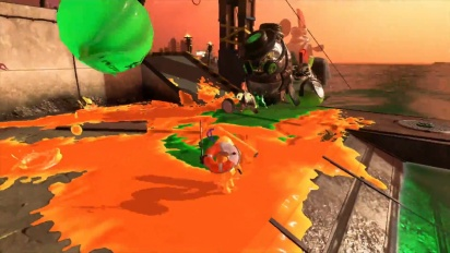 Splatoon 2 - Salmon Run