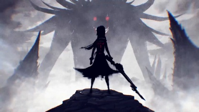 New Project from Bandai Namco (Code Vein)