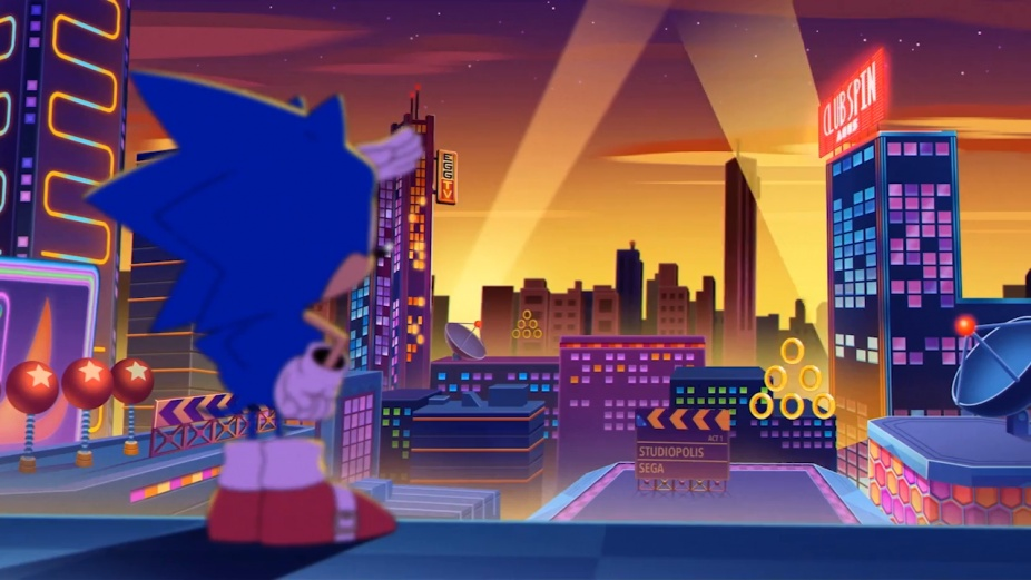 Sonic Mania Launch Trailer