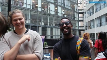 Semblance - Entrevista a Ben Myres y Cukia Kimani