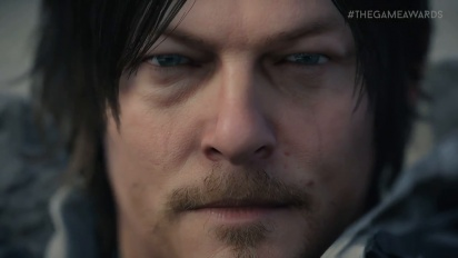 Death Stranding - Game Awards 2017 Trailer