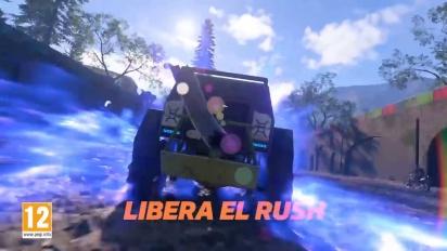 Onrush - Tráiler de lanzamiento en Español