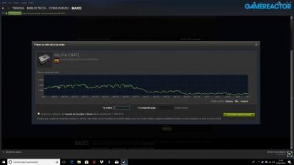 PlayerUnknown's Battlegrounds - Explicación de la compraventa de Cajas