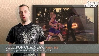 Los juegos de junio de 2012