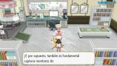 Pokémon: Let's Go Pikachu - Gameplay español Primeros Pasos en Ciudad Verde