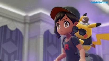 Pokémon: Let's Go Pikachu - Gameplay español Torre Lavanda
