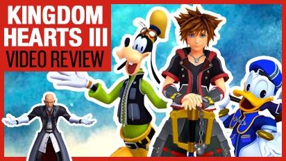 Kingdom Hearts III - Análisis en vídeo
