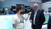 CES19: Samsung Serif y The Frame - Entrevista a Magnus Nilsson