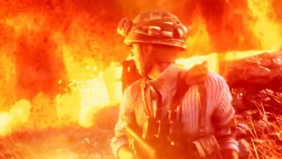 Battlefield V - Firestorm Battle Royale Reveal Trailer