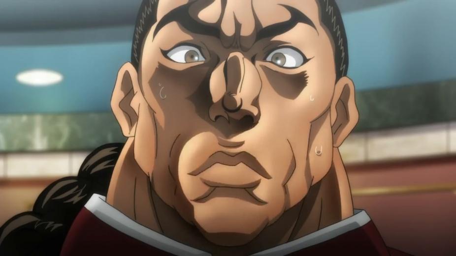 Resultado de imagen de baki season 2