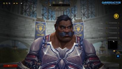 WoW: Shadowlands - Creando un personaje nuevo